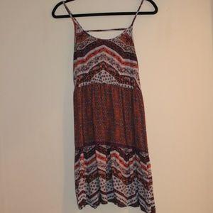 Target Multi-Pattern Dress